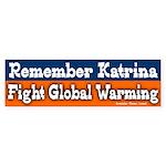 Remember Katrina Bumper Sticker