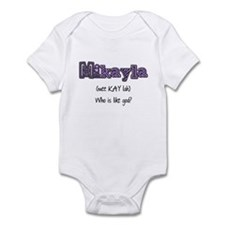 Mikayla Infant Bodysuit