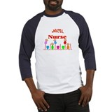 MORE NICU Nurse Baseball Jersey
