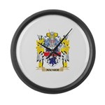 LEPRIEUR Family Crest Throw Pillow