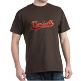 Mudville RED on T-Shirt
