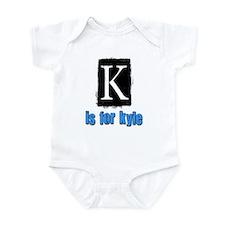 Kyle Infant Bodysuit