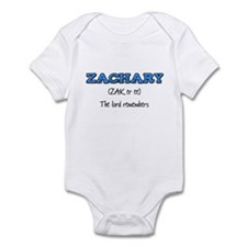 Zachary Infant Bodysuit