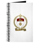LEREAU Family Crest Journal