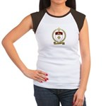 LEREAU Family Crest Women's Cap Sleeve T-Shirt