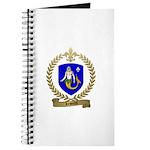 LESOURD Family Crest Journal
