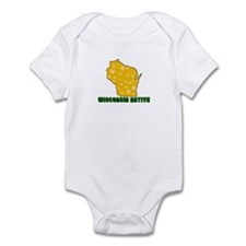 Wisconsin Native Infant Bodysuit