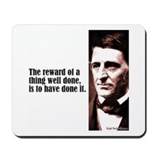 "Emerson ""The Reward"" Mousepad"