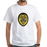 Castle Rock Police White T-Shirt