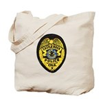 Castle Rock Police Tote Bag
