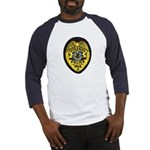 Castle Rock Police Baseball Jersey