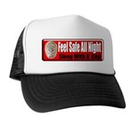Feel Safe Trucker Hat