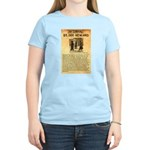 O K Corral Women's Light T-Shirt