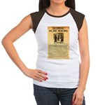 O K Corral Women's Cap Sleeve T-Shirt