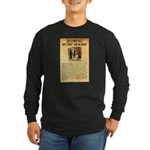O K Corral Long Sleeve Dark T-Shirt
