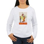 Shrine Clowns Women's Long Sleeve T-Shirt