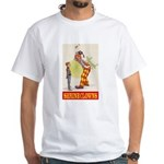 Shrine Clowns White T-Shirt