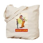 Shrine Clowns Tote Bag