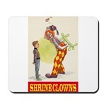 Shrine Clowns Mousepad