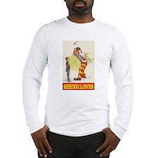 Shrine Clowns Long Sleeve T-Shirt