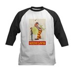 Shrine Clowns Kids Baseball Jersey