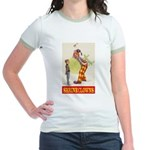Shrine Clowns Jr. Ringer T-Shirt