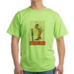 Shrine Clowns Green T-Shirt