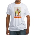 Shrine Clowns Fitted T-Shirt