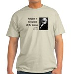 Karl Marx 1 Light T-Shirt