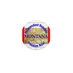 Montana-3 Mini Button (10 pack)