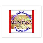 Montana-3 Small Poster