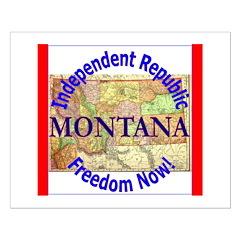 Montana-3 Posters
