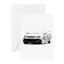 Cobalt SS Greeting Cards (Pk of 10)