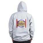 Montana-3 Zip Hoodie