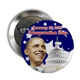 "Obama inauguration 2.25"" Button"