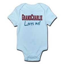 Grandfather Charles Infant Bodysuit