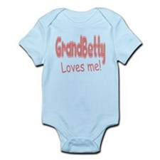 Grandmother Betty Infant Bodysuit