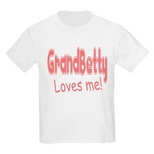 Grandmother Betty T-Shirt