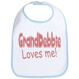 Grandmother Debbie Bib