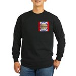 Montana-1 Long Sleeve Dark T-Shirt