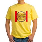 Montana-1 Yellow T-Shirt