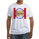 Montana-1 Fitted T-Shirt