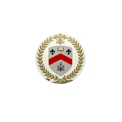 LEVANIER Family Crest Mini Button (10 pack)