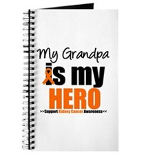 KidneyCancerHero Grandpa Journal