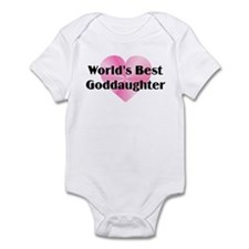 WB Goddaughter Infant Bodysuit
