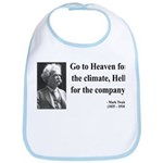 Mark Twain 29 Bib