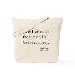 Mark Twain 29 Tote Bag
