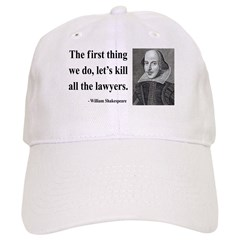Shakespeare 14 Cap