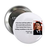 "Ronald Reagan 8 2.25"" Button"