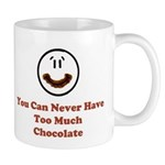 You Can Never Have Too Much C Mug